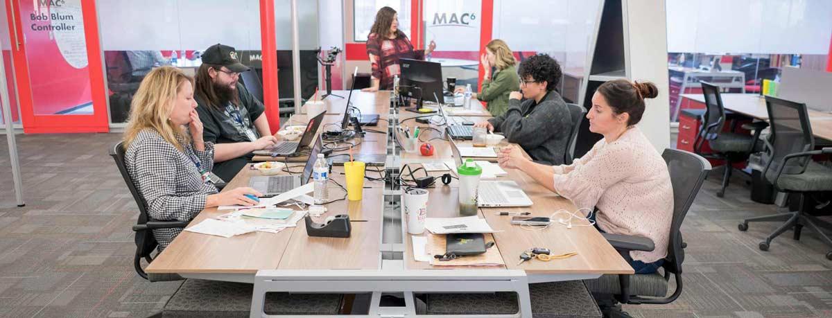 Shared workspace in Tempe, AZ - MAC6