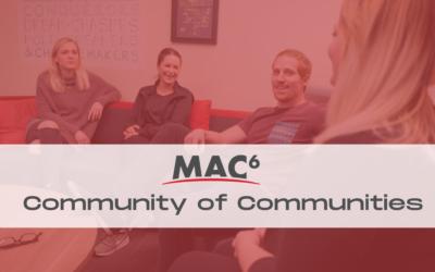 MAC6 Community of Communities