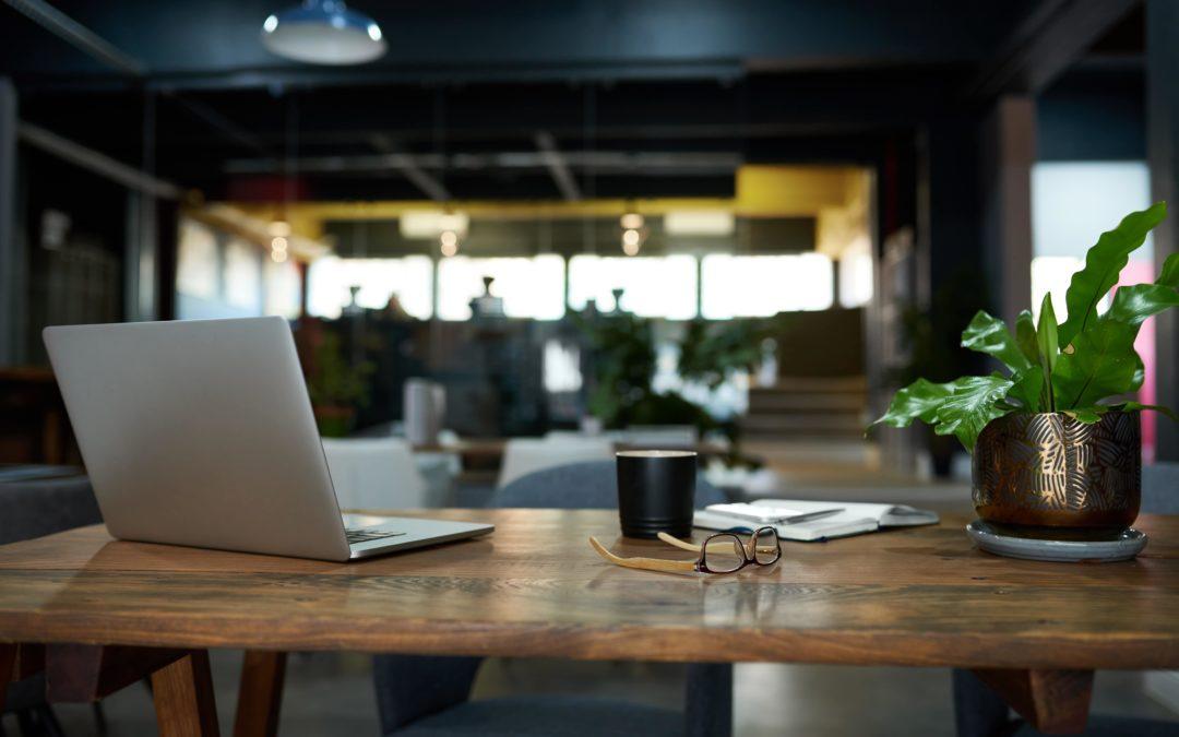 shared workspace in high demand